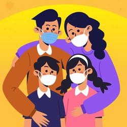 Mau Jadi Keluarga Tangguh Hadapi Pandemi? Begini Caranya!