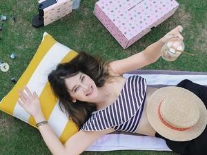 Heboh, Luna Maya Pakai Bikini Seharga Rp 5 Juta