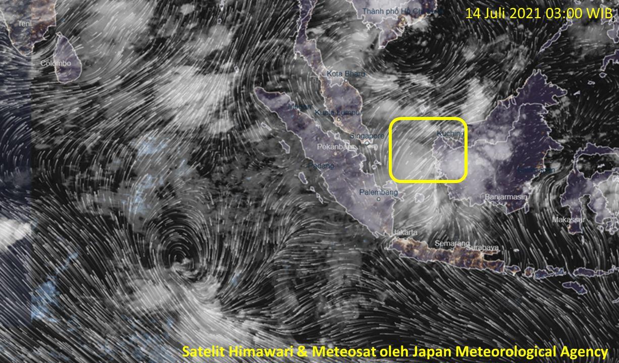 Pemodelan oseanografi di Pantai Venesia Sambas, Kalimantan Barat