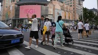 Lagi Krisis Energi, Ekonomi China Cuma Tumbuh 4,9%!