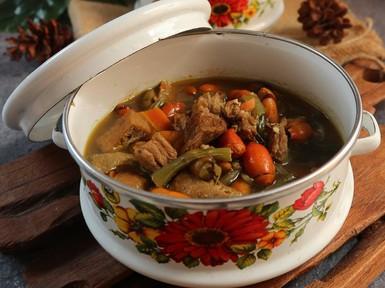 Resep Pembaca: Resep Asem-asem Daging Wonogiri yang Mantap Isiannya