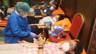 Semangat Donor Darah di Tengah Lonjakan COVID-19