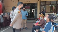 Polisi Kota Malang Ajukan Tambahan Vaksin COVID-19 untuk Warga Disabilitas