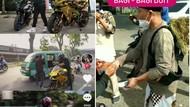 Heboh Aksi YouTuber Doni Salamanan Bagi-bagi Duit di Bandung
