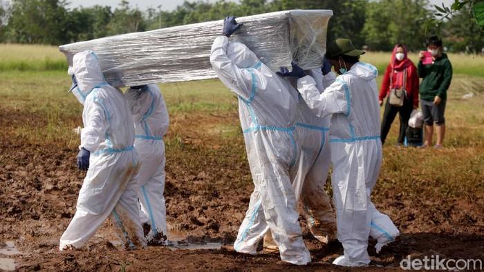 Angka Kematian COVID di Indonesia Capai 70 Ribu, Ini Data Terbarunya