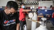 Catat, Ada Posko Pengisian Tabung Oksigen Gratis di Tangerang