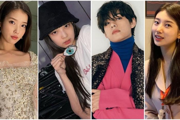 Diet K-pop, Ini Pola Makan Jennie 'BLACKPINK', IU, hingga V 'BTS'