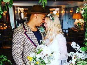 Emma Bunton Akhirnya Nikah Setelah Pacaran 23 Tahun, Ini Penampilannya