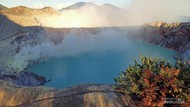 Hiking ke Kawah Ijen, Permata Biru khas Banyuwangi