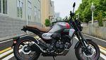 Lihat Lebih Dekat Naked Bike Modern Retro Terbaru, Honda CB190TR