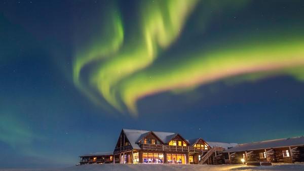 Nantinya fotografer akan mendapat imbalan menginap dan makan gratis. Dia juga akan diberi tiket pulang pergi ke Islandia. (Hotel Ranga)