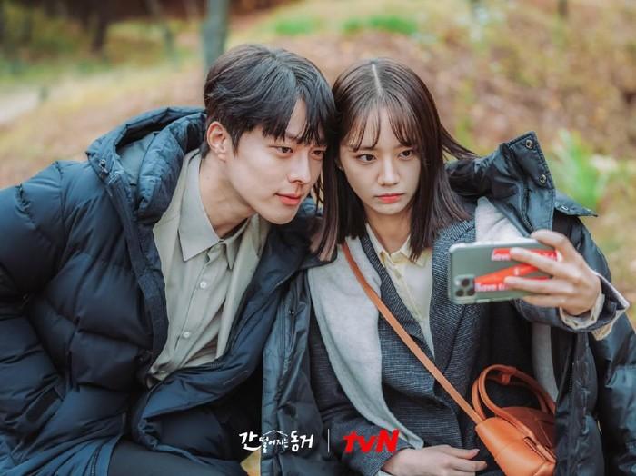 Hyeri dan Jang Ki Yong