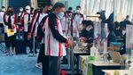 Jelang Pembukaan Olimpiade, Tim Bulutangkis RI Tiba di Jepang