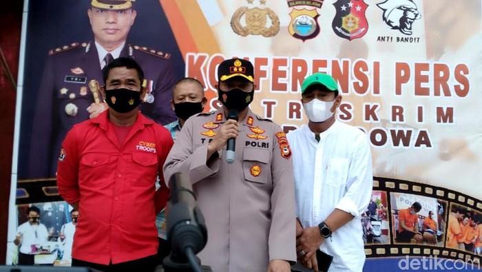 Kapolres Gowa AKBP Tri Goffaruddin Pulungan