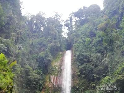 Menyambangi Curug Seribu, Permata di TN Gunung Halimun Salak