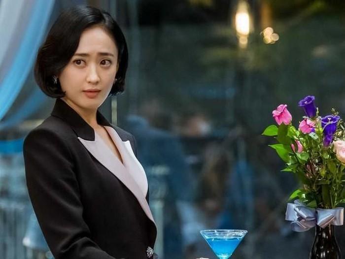 Kim Min Jung, pemain drama Korea The Devil Judge