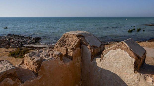 Kota Hantu Qatar yang telah ditinggalkan