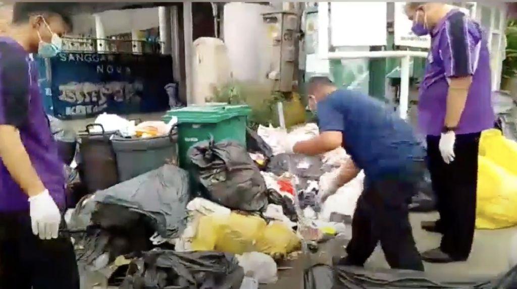 Ketemu! Pembuang Sampah Medis di Purwakarta Kena Sanksi