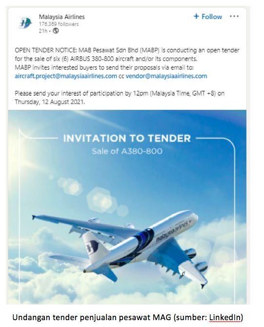 Malaysia Aviation Group (MAG)
