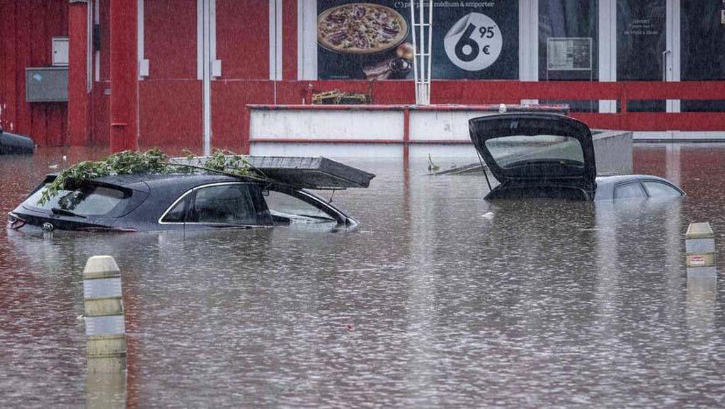 Korban Tewas Akibat Banjir di Belgia Bertambah Jadi 31 Orang