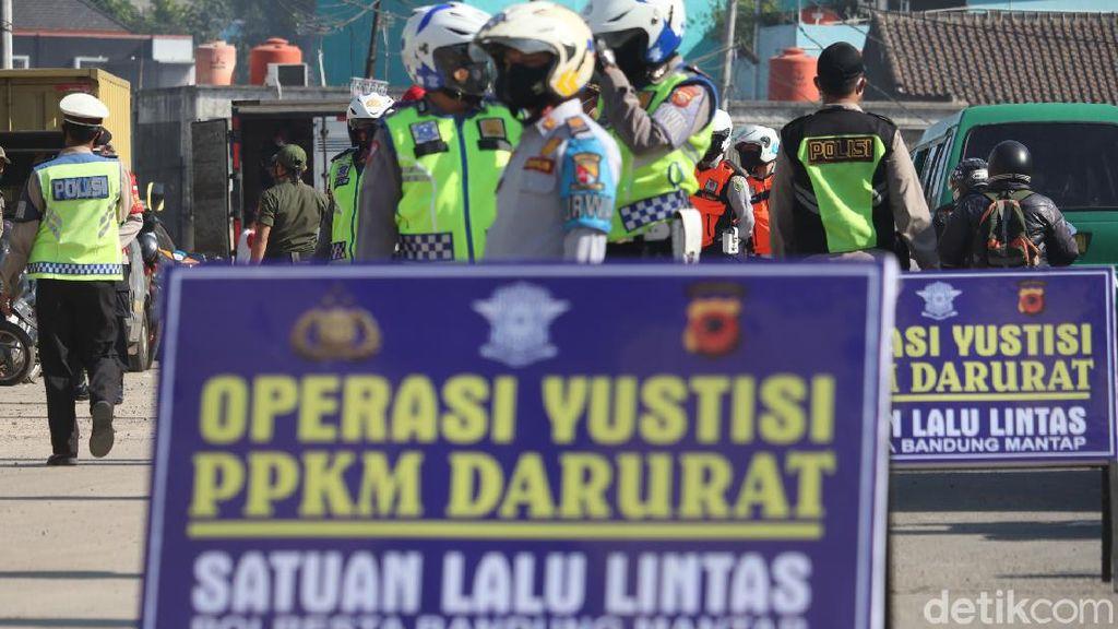 Update PPKM Bandung Terkini: Penyekatan hingga Kondisi RS