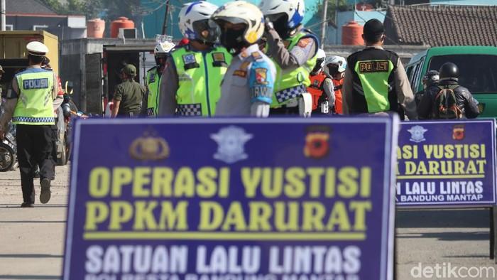 PPKM Bandung Terkini: Perbatasan Diperketat-Tanggapan Wagub Soal Perpanjangan