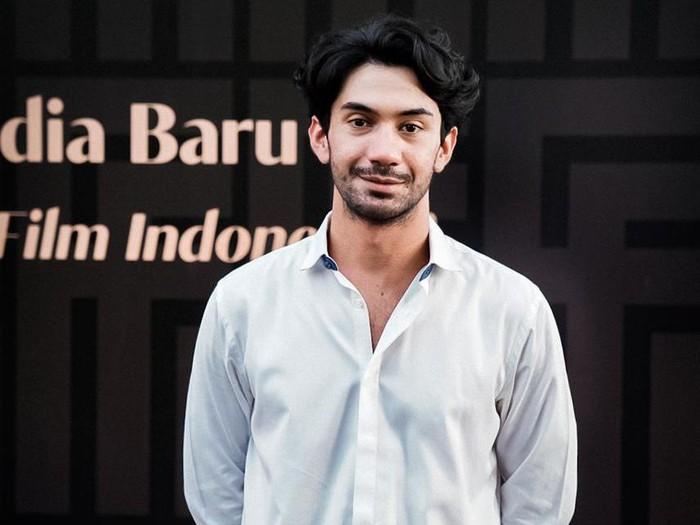 Reza Rahadian jadi ketua komite FFI 2021 - 2023.