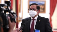 Istana: Pandemi COVID Sudah Melandai, RI Diapresiasi WHO-World Bank
