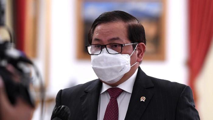 Sekretaris Kabinet, Pramono Anung,