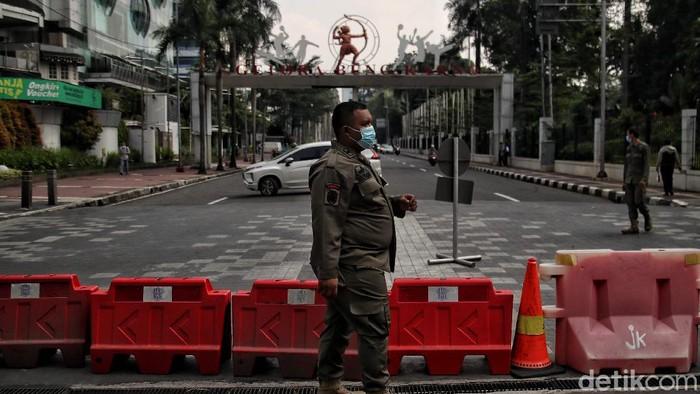Soal Jam Penyekatan PPKM Jakarta, Sudah Tahu?