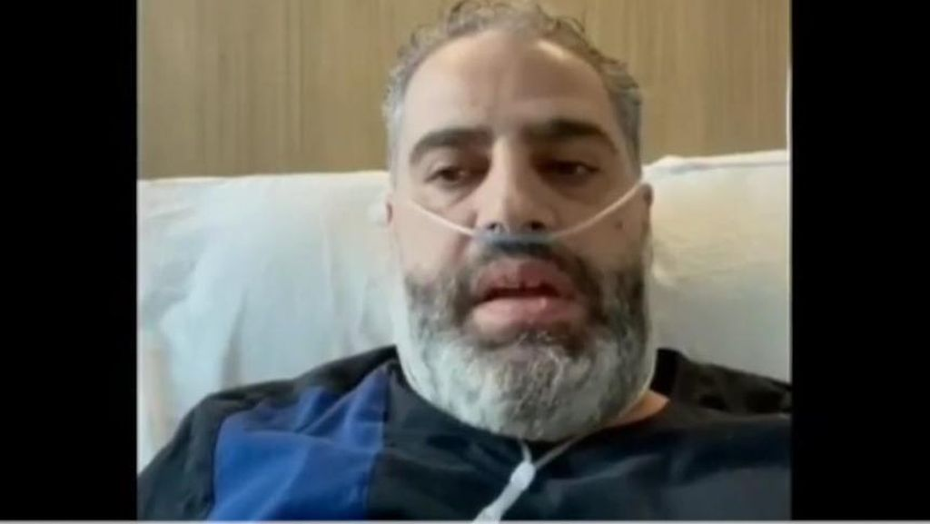 Terbaring di Rumah Sakit, Pasien di Sydney Minta Agar Warga Mau Divaksinasi