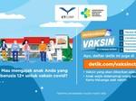 Jadwal Vaksin COVID-19 CT Corp Dosis ke-2 di Menara Bank Mega Tendean