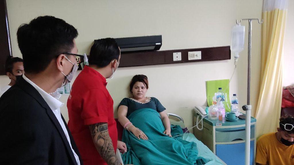 Polisi Mulai Selidiki Pasutri Korban Satpol PP Gowa Bohong soal Kehamilan