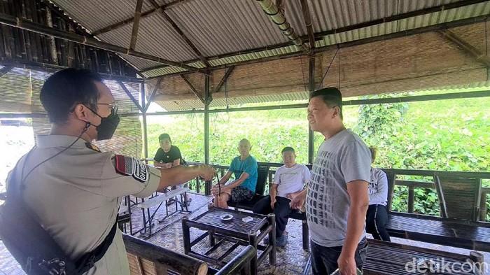 WN China yang diamankan imigrasi Sukabumi ternyata sedang mengecek tambang emas