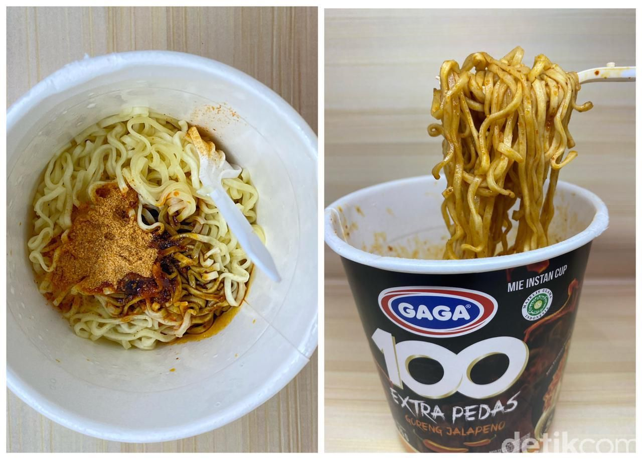 4 Mie Goreng Pedas Cup di Minimarket, Mana yang Pedasnya Paling Nampol?