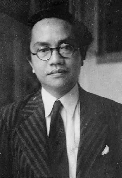 Amir Syarifuddin (Fotocollectie Nationaal Archief RVD via Wikimedia Commons)