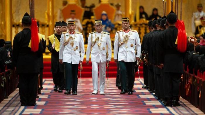 Brunei Darussalam Gelar Pesta Mewah