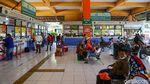 Jelang Idul Adha, Terminal Kampung Rambutan Sepi