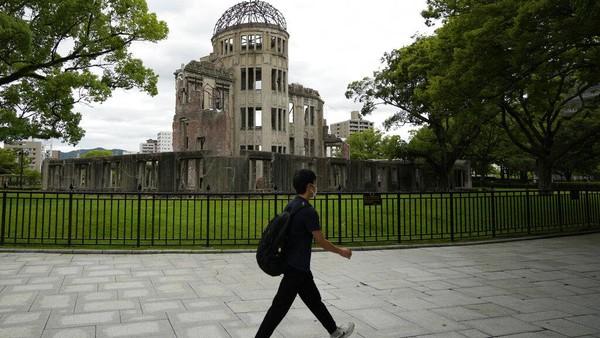 Monumen Perdamaian Hiroshima atau dikenal sebagai Genbaku Dome adalah bangunan monumen yang terletak di pusat kota Hiroshima, Prefektur Hiroshima, Jepang.