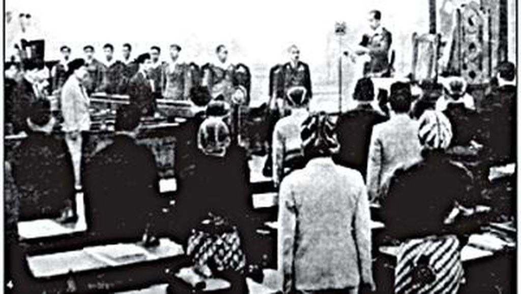 Siapa Wakil Ketua BPUPKI yang Berasal dari Jepang dan Jumlah Anggotanya