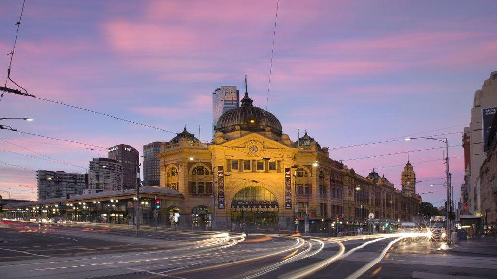Australia Kembali Perpanjang Lockdown Corona di Melbourne