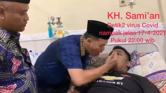 Viral Terapis Tuna Rungu di Jombang Meninggal Usai Hirup Nafas Pasien Corona