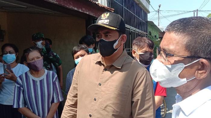 Wali Kota Medan, Bobby Nasution (Ahmad Arfah-detikcom)