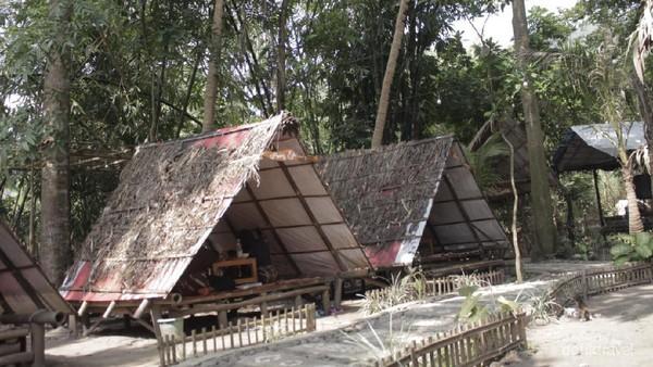 Foto: Saung di Taman Ingas (Melinda Afifah/dtravelers)
