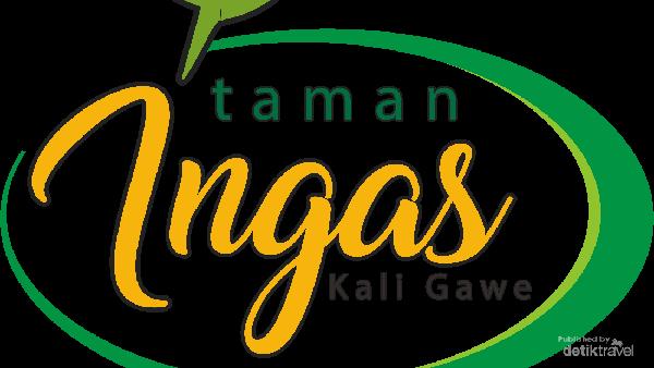 Logo Taman Ingas (Melinda Afifah/dtravelers)