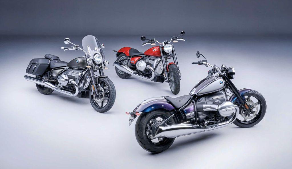 BMW R 18 dan R 18 Classic model tahun 2022