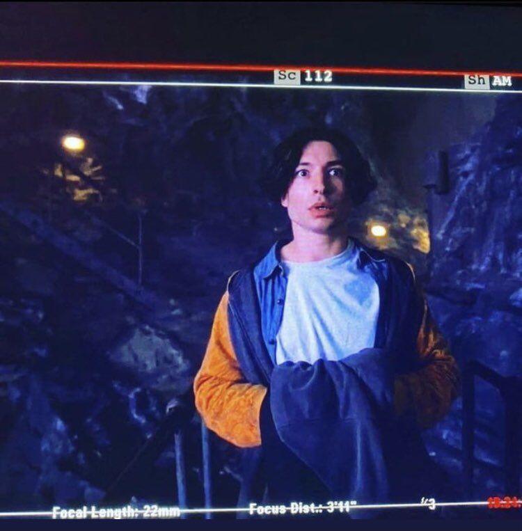 Bocoran film The Flash