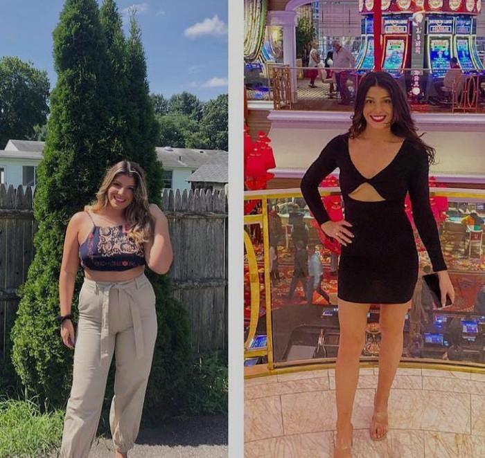 Jalani Diet Selama Lockdown, Mahasiswi Ini Turun BB 32 Kilogram