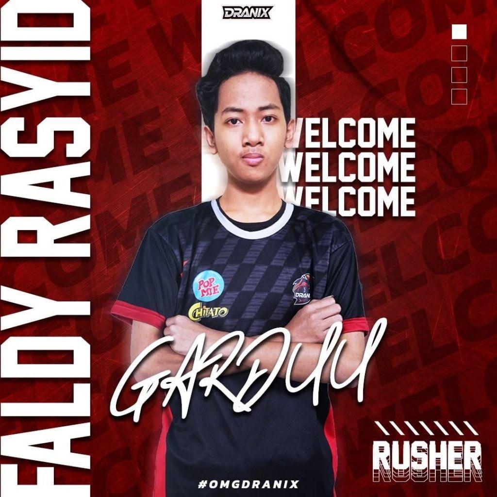 Drnx Garduuu Pemain Komunitas Wakili RI di Free Fire All Stars 2021: Asia