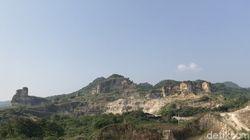 Dari Bekas Tambang, Gunung Kapur Ini Jadi Destinasi Eksotis